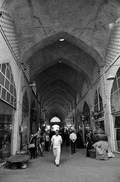 عکس بازار هنر اصفهان