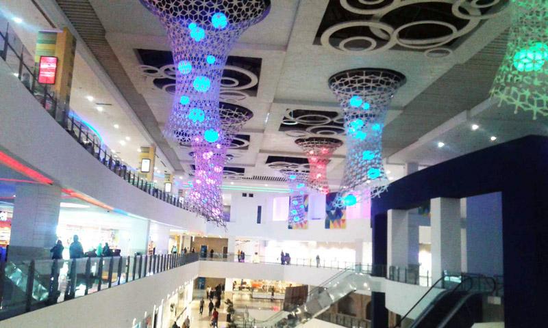 مشخصات مرکز خرید هایپر استار اصفهان