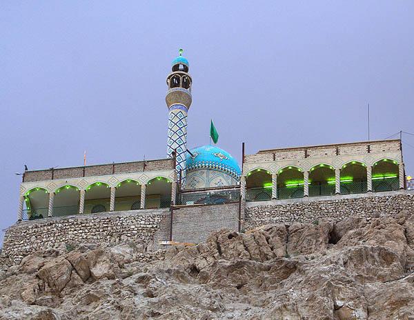 کوه خضر نبی جمکران