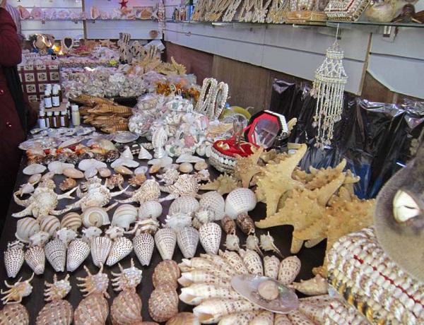 انواع صنایع دستی کیش,بادله دوزی کیش,صنایع دستی جزیره کیش