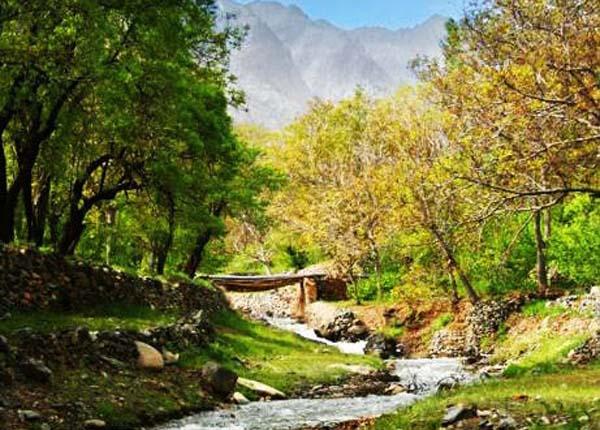 آدرس غار کهک,روستای کهک,روستای کهک قم