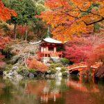 جاذبه های گردشگری کیوتو ژاپن