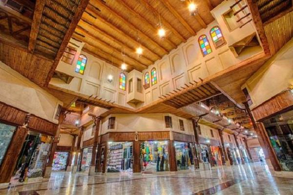 مرکز خرید نخل درگهان قشم