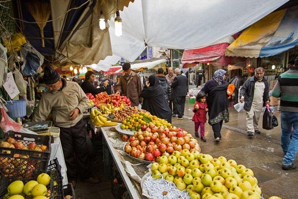 آدرس نعلبندان گرگان,بازار روز گرگان,بازار قدیمی گرگان