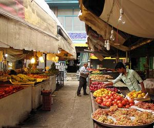 بازار قدیمی گرگان,بازار گرگان,بازار نعلبندان