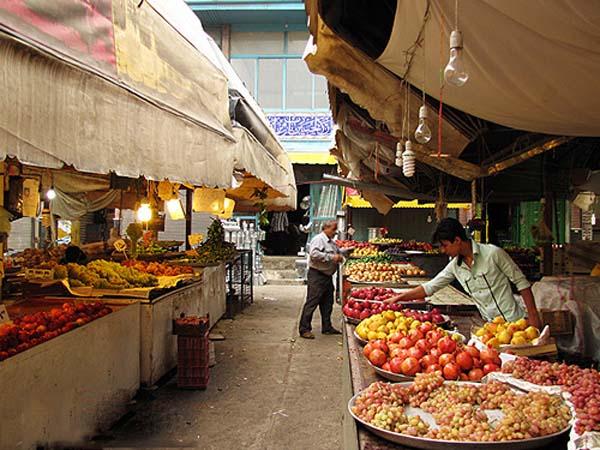 بازار نعلبندان در گرگان,تصاویر بازار نعلبندان گرگان,عکس بازار نعلبندان گرگان