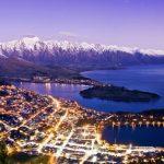 جاذبه های گردشگری نیوزیلند