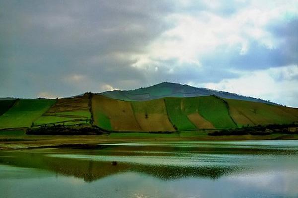 روستای نومل,سد نومل گرگان,عکس روستای نومل