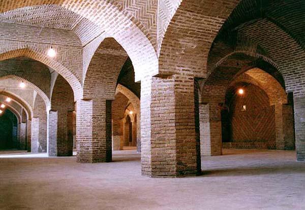 مسجد جامع شهر قم