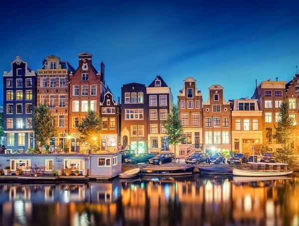 جاذبه های گردشگری روتردام,جاهای دیدنی روتردام,روتردام هلند