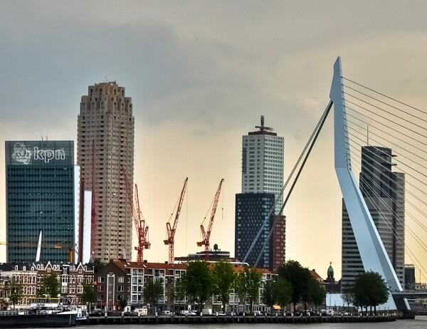 جاذبه های توریستی روتردام,جاذبه های دیدنی روتردام,جاذبه های روتردام