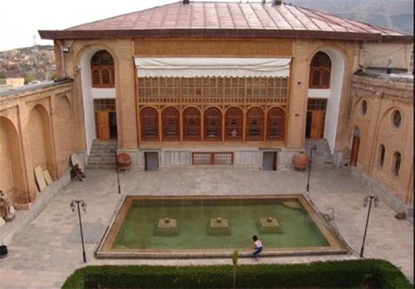 تاریخ موزه سنندج,درباره موزه سنندج,سالار سعید