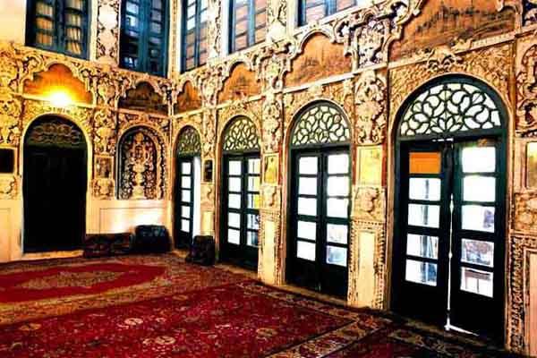 عمارت سالار سعید سنندج