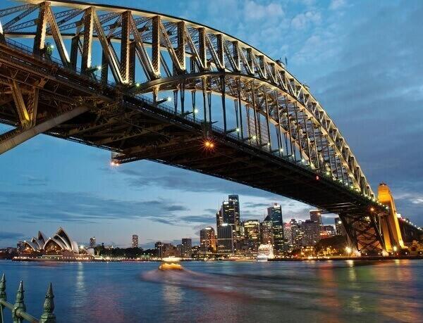 جاذبه های گردشگری سیدنی,جاهای دیدنی سیدنی,خانه اپرا سیدنی