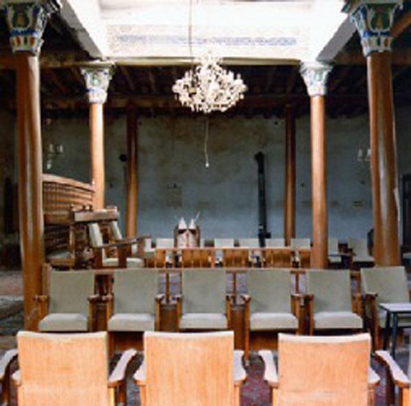 کنیسه های ایران,کنیسه های یهودیان در ایران,کنیسه یهودیان