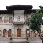 آدرس خانه تقوی گرگان,بنای تاریخی گرگان,پلان خانه تقوی گرگان