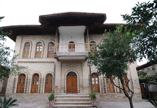 مجموعه تاریخی خانه های گرگان
