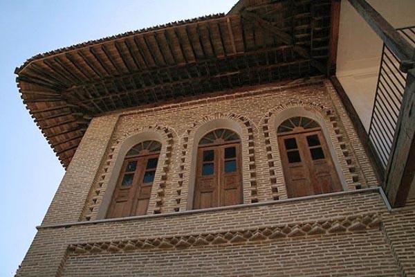 خانه تقوی گرگان,خانه تقوی ها,خانه های تاریخی گرگان