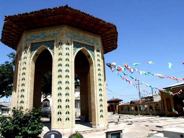 عکس آرامگاه میرزا کوچک خان جنگلی,مشاهیر ایران,میرزا کوچک خان جنگلی