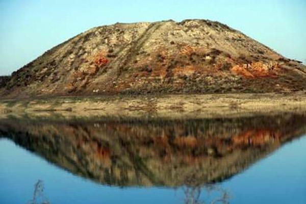 عکس تورنگ تپه