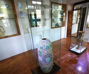 خانه یزدان پناه قم,صنایع دستی قم,موزه صنایع دستی استان قم