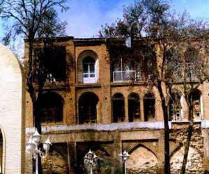 پلان عمارت وکیل سنندج,تاریخچه عمارت وکیل سنندج,عکس عمارت وکیل سنندج