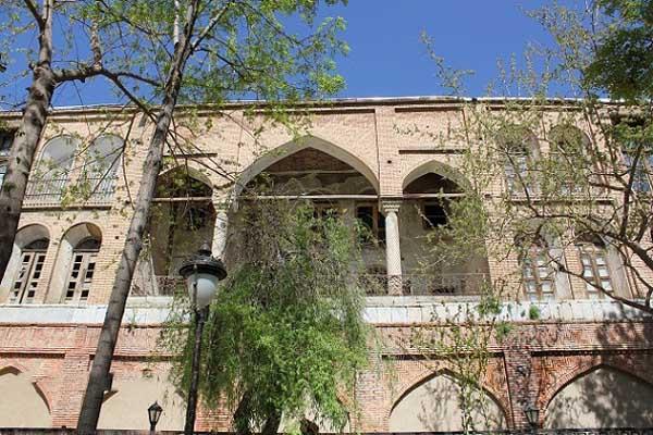 عمارت تاریخی سنندج,عمارت وکیل,عمارت وکیل الملک