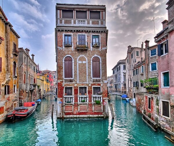 جاهای دیدنی ونیز ایتالیا,جشنواره فیلم ونیز,شهر ونیز