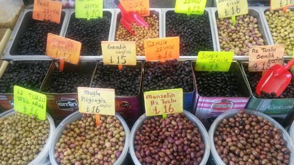 بازار محلی آنتالیا ترکیه (11)