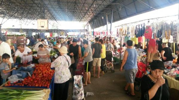 بازار محلی آنتالیا ترکیه (3)