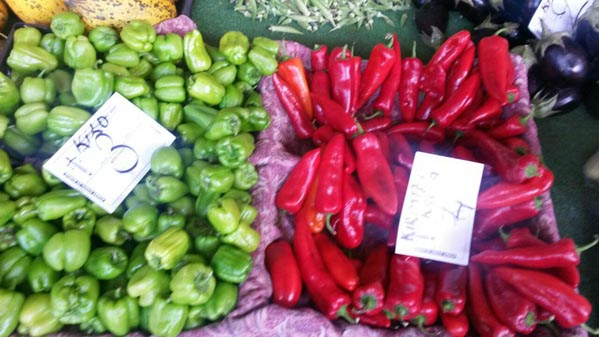 بازار محلی آنتالیا ترکیه (6)