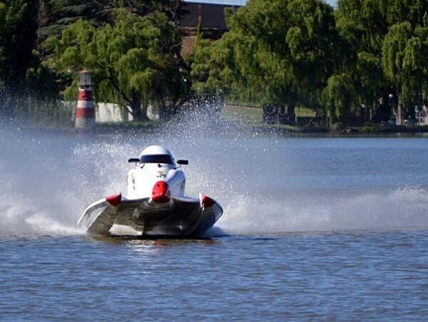 Formula 1 Powerboat Grand Prix