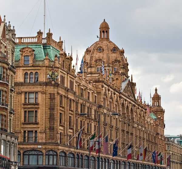Harrods Shopping Centre