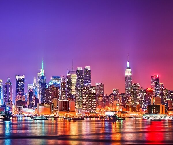 New York City-