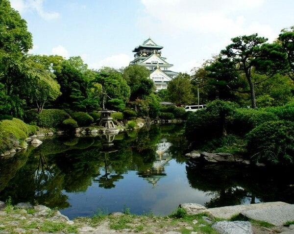 Osaka-Castle-Park