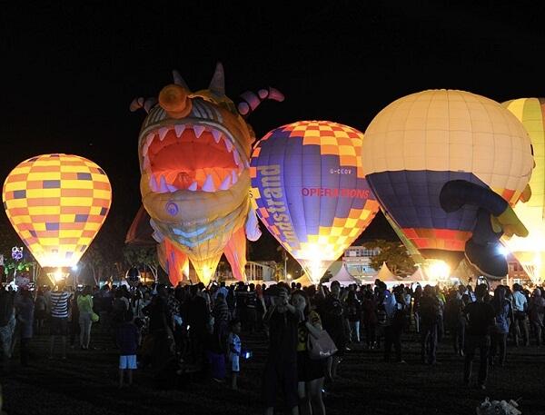 Penang Hot Air Balloon Fiesta