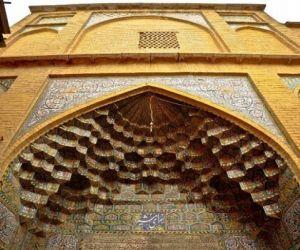 آدرس سرای مشیر شیراز,بازار سنتی مشیر,بازار گلشن شیراز