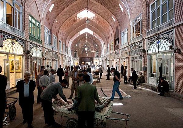bazaar tabriz 1
