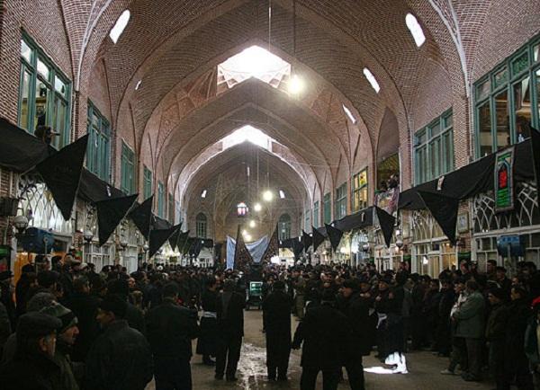 bazaar tabriz 5