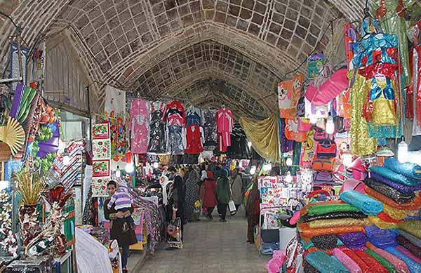 بازار قدیم,بازار قدیمی بوشهر,تاریخچه بازار قدیم بوشهر
