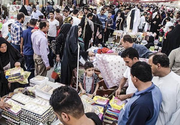 دستفروشان اهواز,دستفروشان خوزستان,دستفروشی