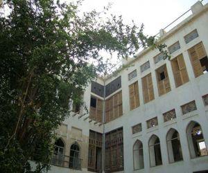 پلان عمارت دهدشتی بوشهر,تاریخچه عمارت دهدشتی,خانه دهدشتی