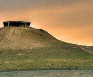 آدرس تپه هگمتانه همدان,تپه باستانی هگمتانه,تپه های باستانی