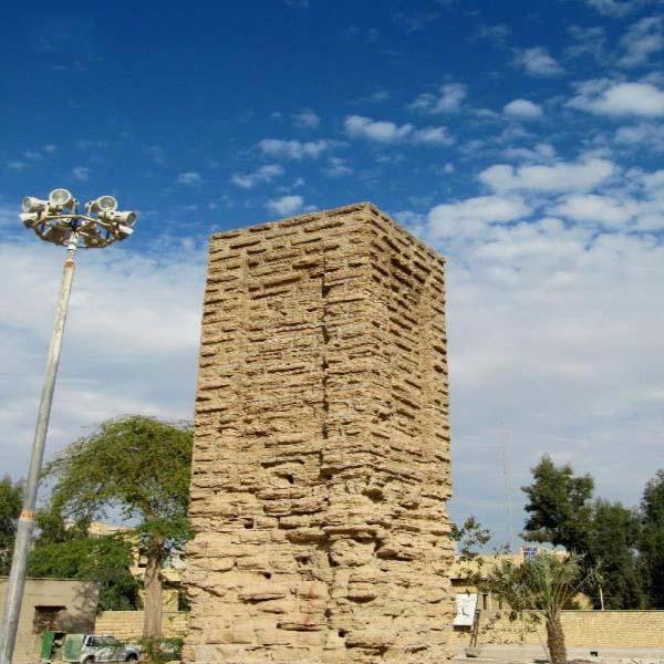 پارک جنرال بوشهر,قبر جنرال,قبر ژنرال