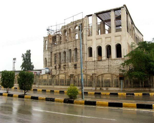 خانه حاج رییس بوشهر,عمارت حاج رئیس,عمارت حاج رئیس بوشهر