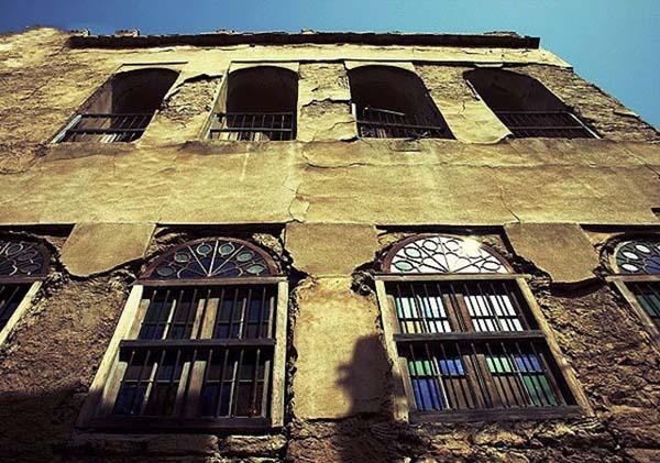 بافت تاریخی,بافت تاریخی شهر بوشهر,بافت قدیمی