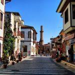 آنتالیا مناطق دیدنی,بندر قلعه کاله ایچی,جاذبه های تاریخی آنتالیا