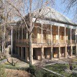 آدرس باغ موزه نظری همدان,باغ موزه نظری,باغ موزه نظری در همدان