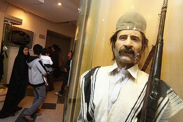 باغ نظری همدان,موزه مردم شناسی همدان