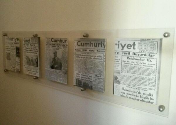 تصاویر موزه آتاتورک آنتالیا,عکس های موزه آتاتورک آنتالیا,مصطفی کمال آتاتورک